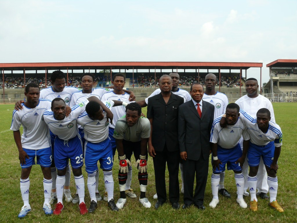 Enyimba tramples on Buffles