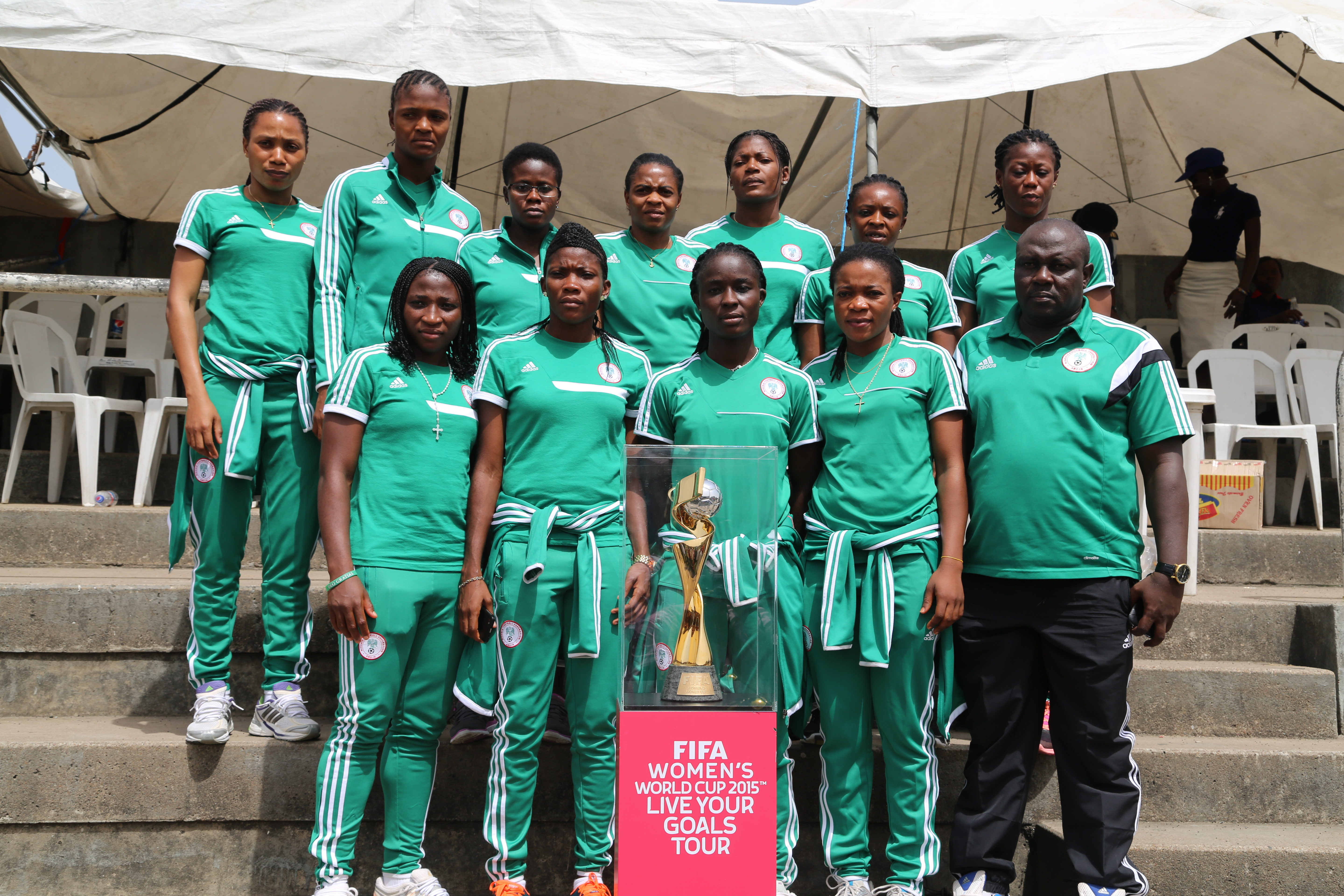 Ghanaian Referees for Super Falcons, Mali Clash