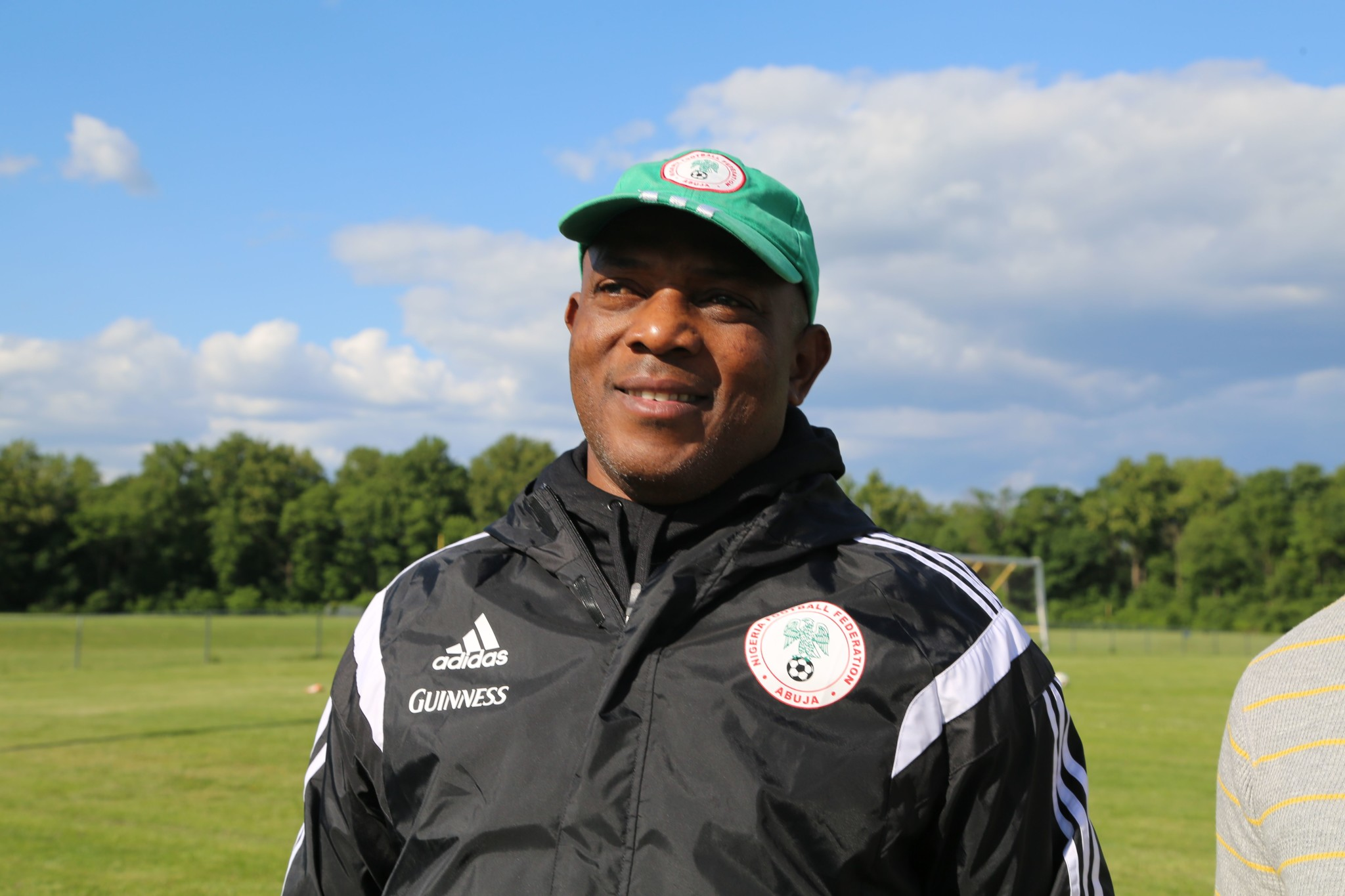 NFF, Keshi Seal Fresh Two-Year Contract
