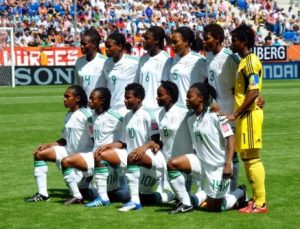 Super Falcons ready to take on the world in Canada