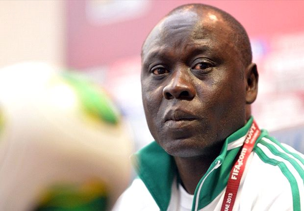 Flying Eagles coach Manu honoured as Ambassador for Sports