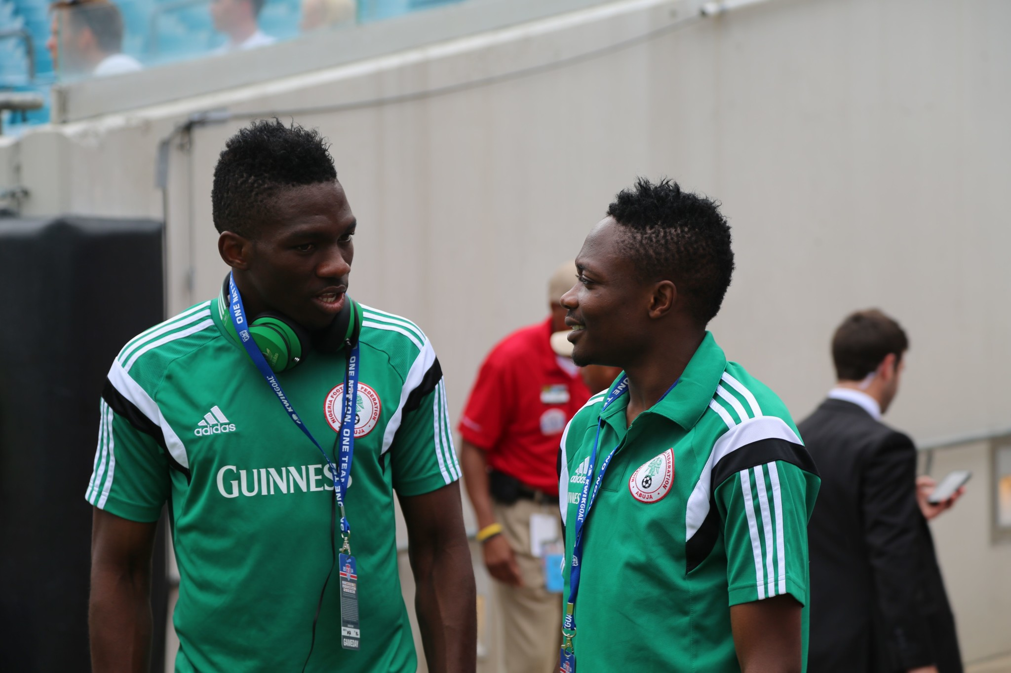 Captains Usually Live Up To Expectation, Nigerian Strikers Are Just As Good, Enyimba To Progress.