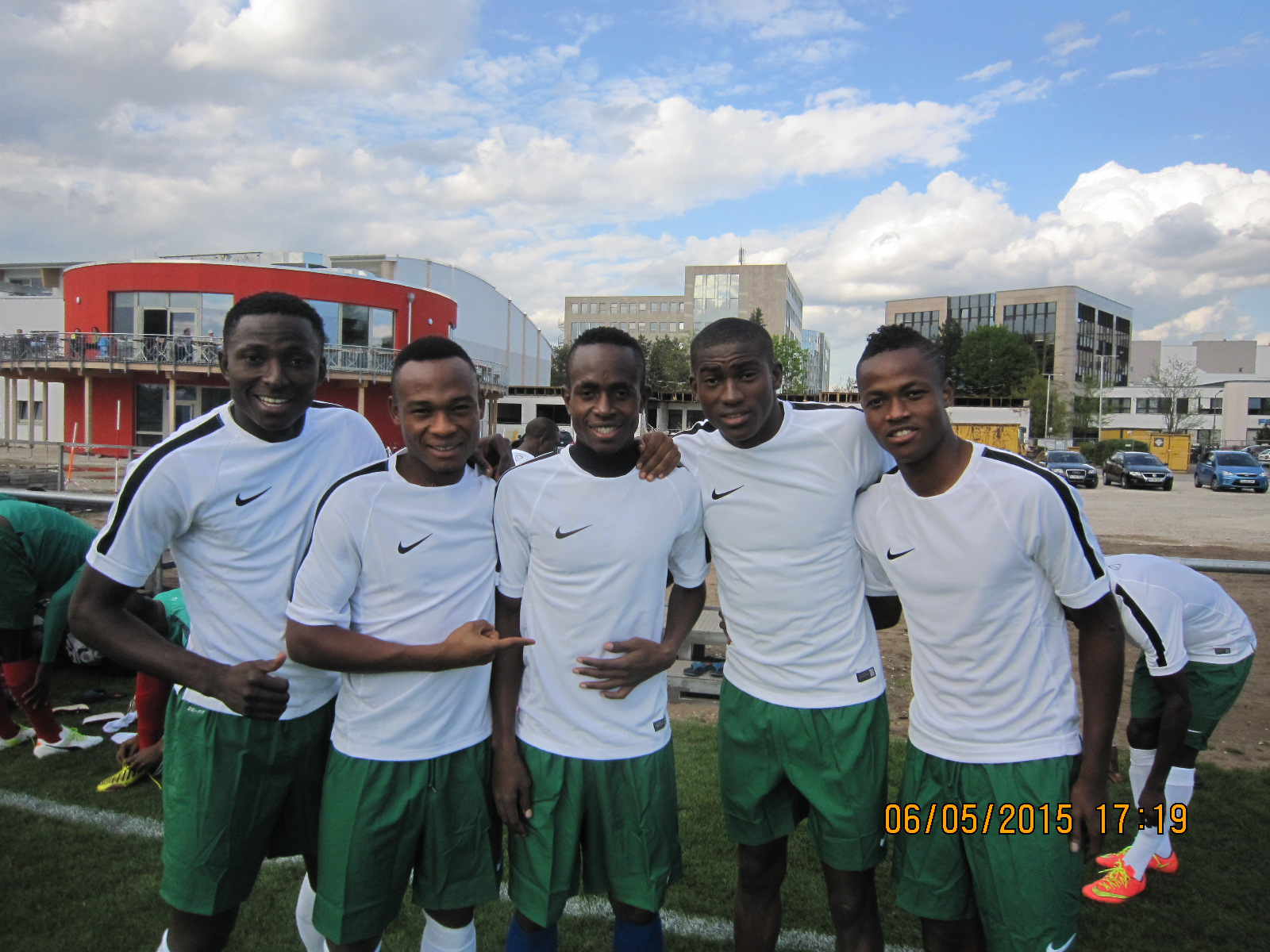 Manu lines up Flying Eagles hopefuls against Hoffenheim