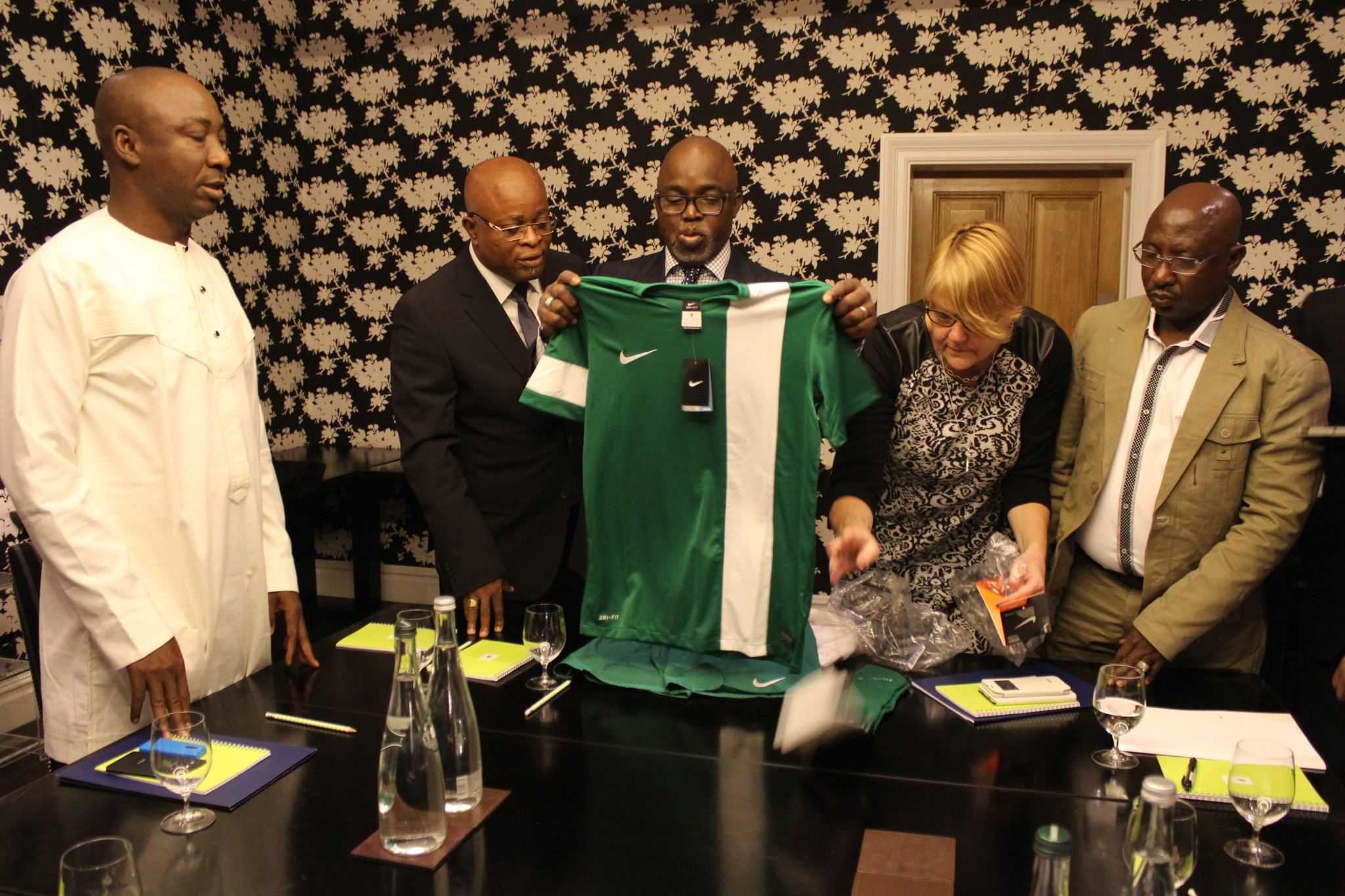 Inyama: No shady deal in NFF, NIKE contract