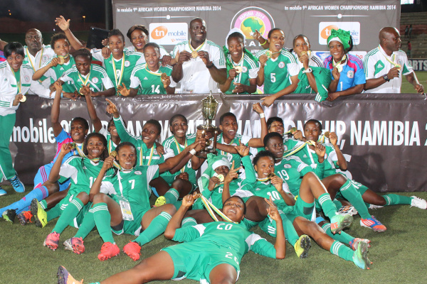 NFF wants Falcons to set new World Cup mark!