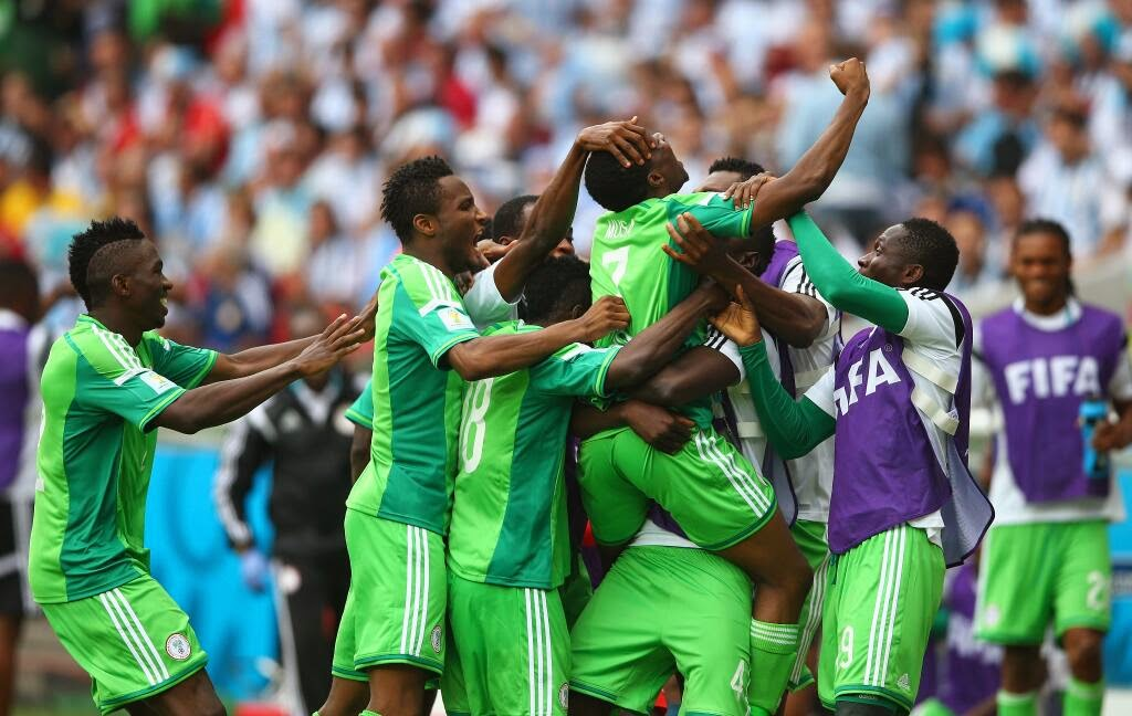 2017 AFCON Qualifier: Super Eagles storm Kaduna for Chad June 7