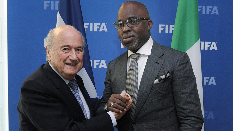 FIFA appoints Pinnick Organizing Committee member