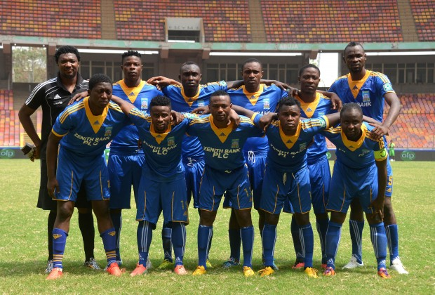 Warri Wolves qualify for Third Round