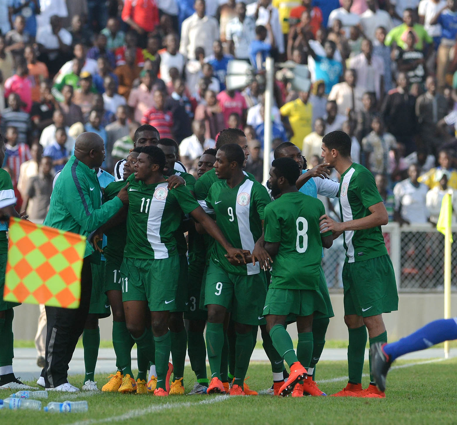 Super Eagles, Tanzania match to start 2.30pm Nigeria time