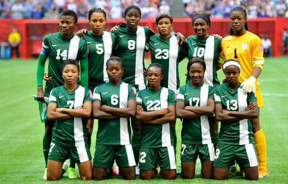 Super Falcons return to camp on Monday