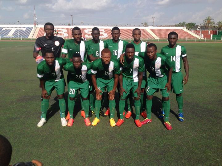 Siasia and U-23 boys hit Garden City for Congo