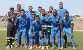 Gallant Wolves eliminated from CAF Cup