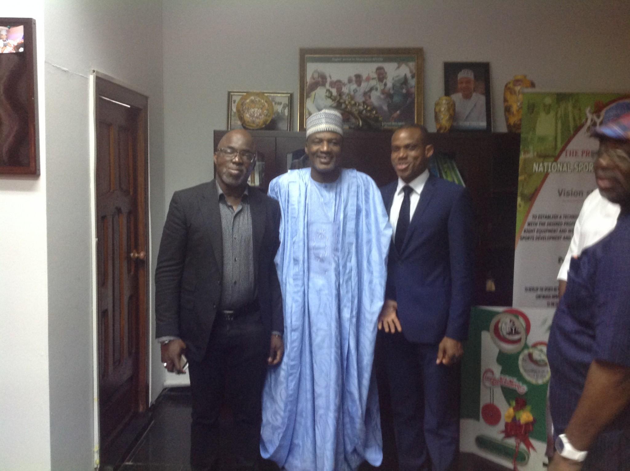 NFF Board endorses, presents Oliseh as Eagles' Coach