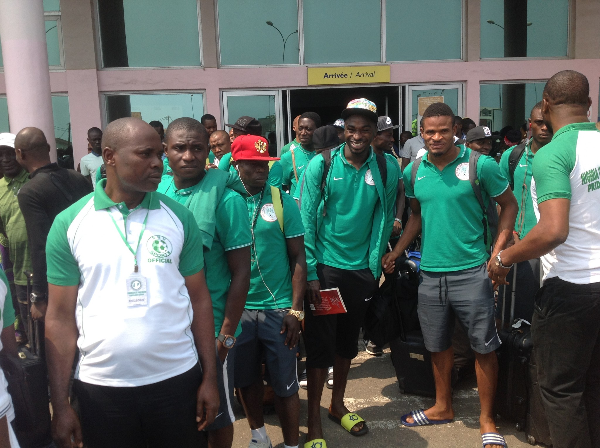 Dream Team resumes camp in Abuja