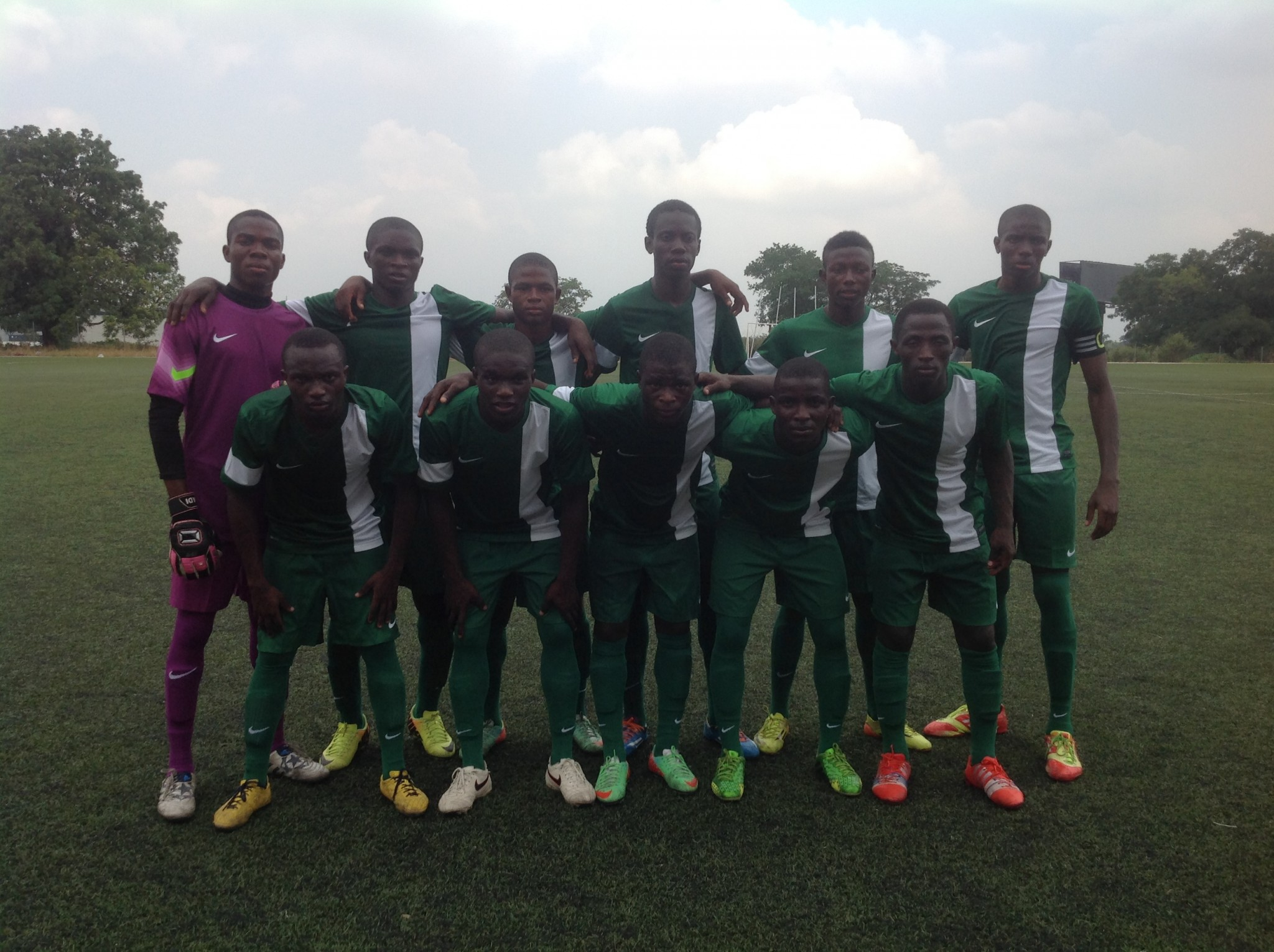 UK Mission pledges support for Nigeria football