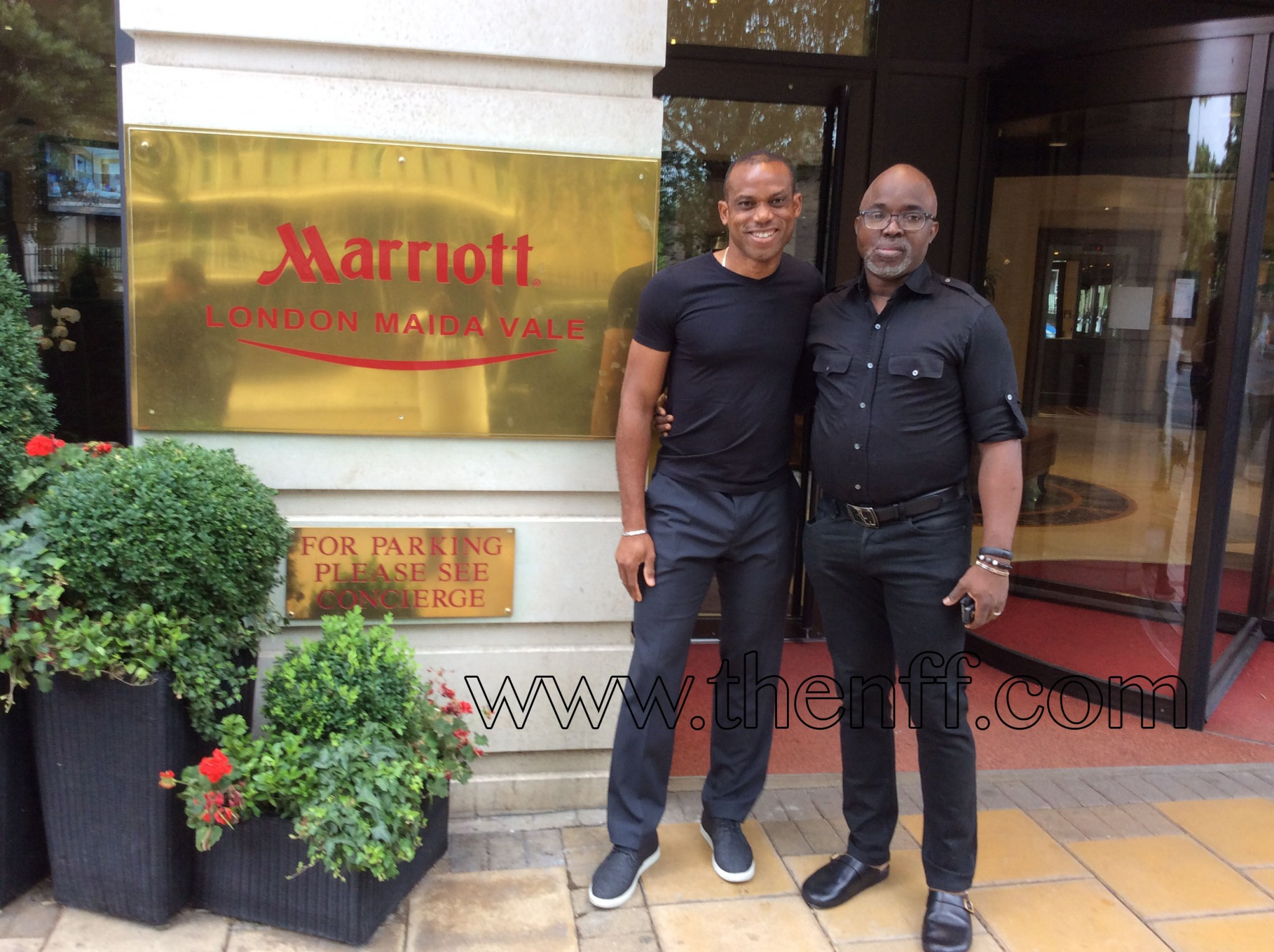 NFF confirms negotiations with Sunday Oliseh