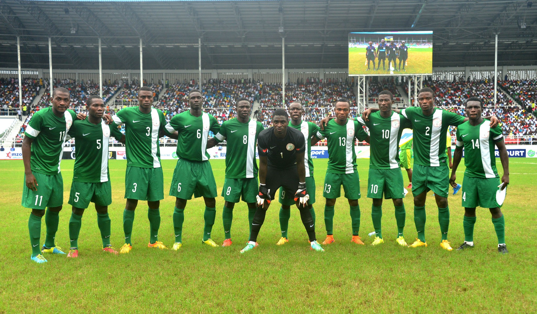 Dream Team into African U-23 Championship finals