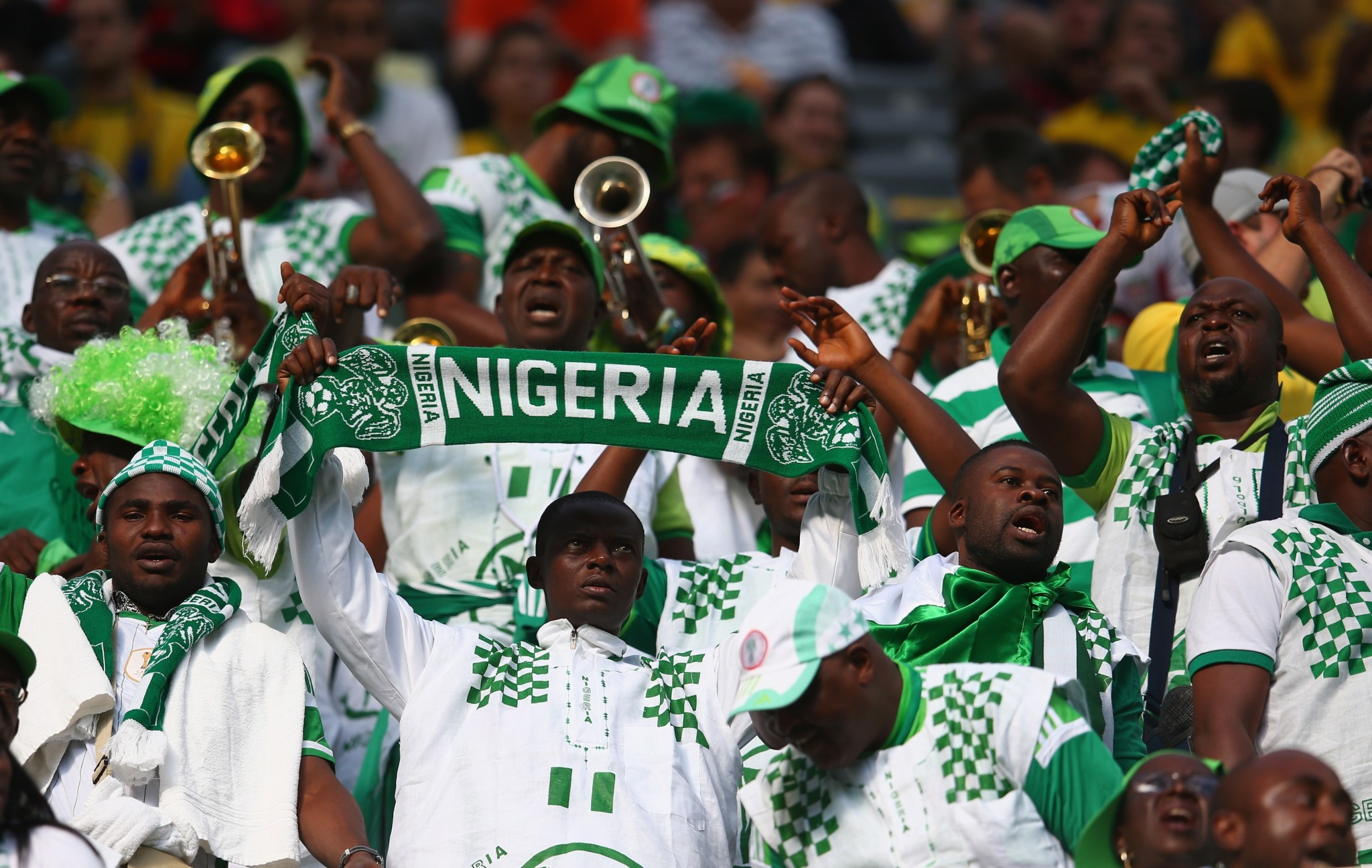 Nigeria, Ghana and South Africa favourites to progress