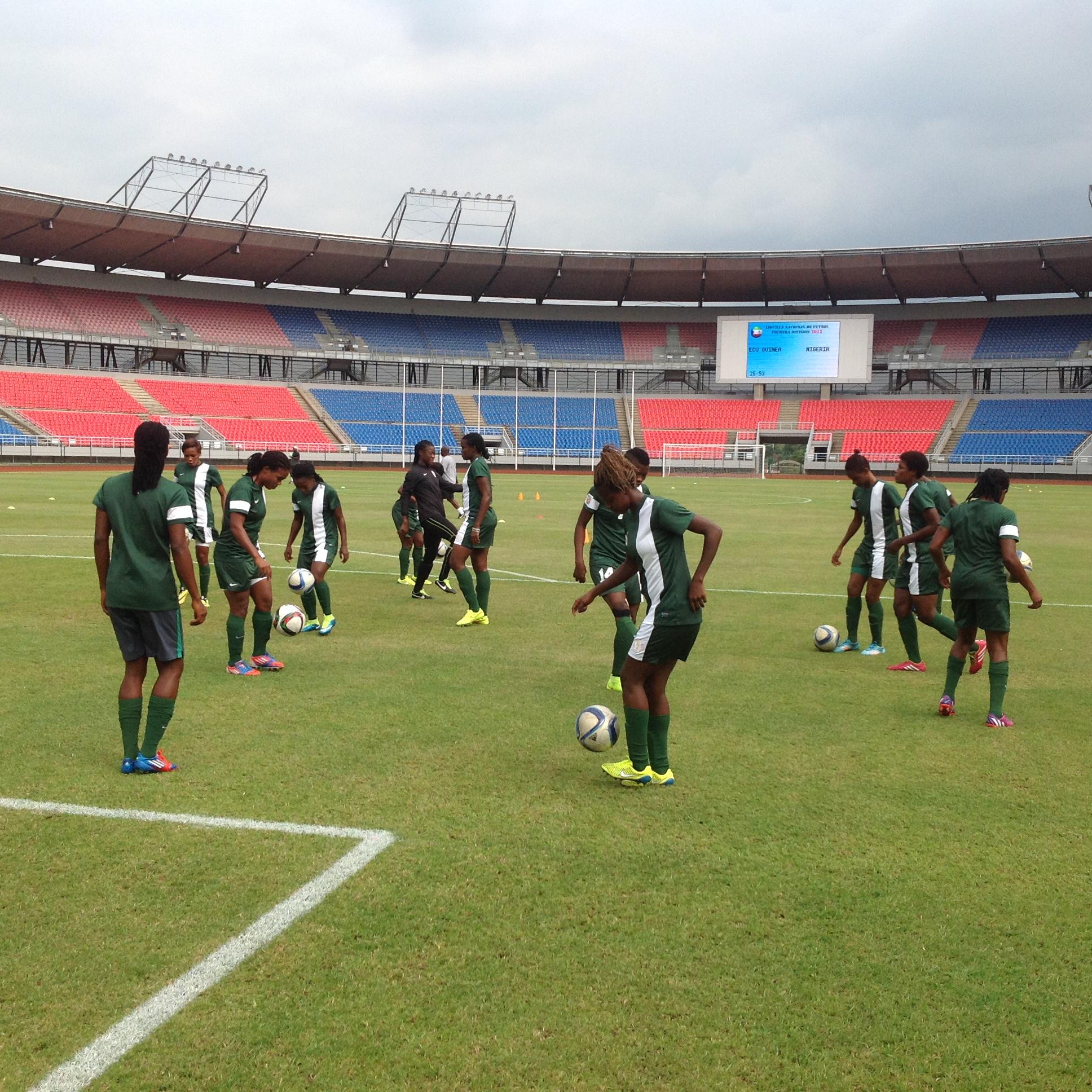Dedevbo Not Under-Rating DR Congo U-20 Girls