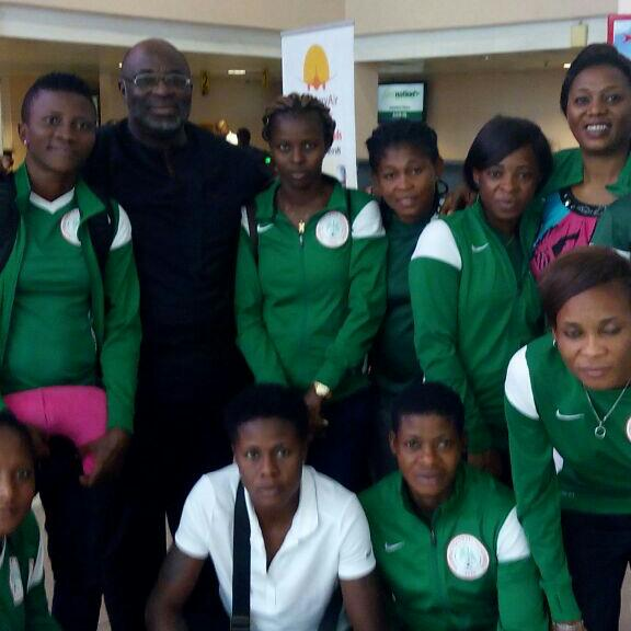 Super Falcons back, go on one-week break