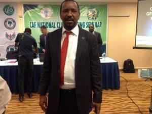 NFF 2nd VP/LMC Chairman, Mr. Shehu Dikko