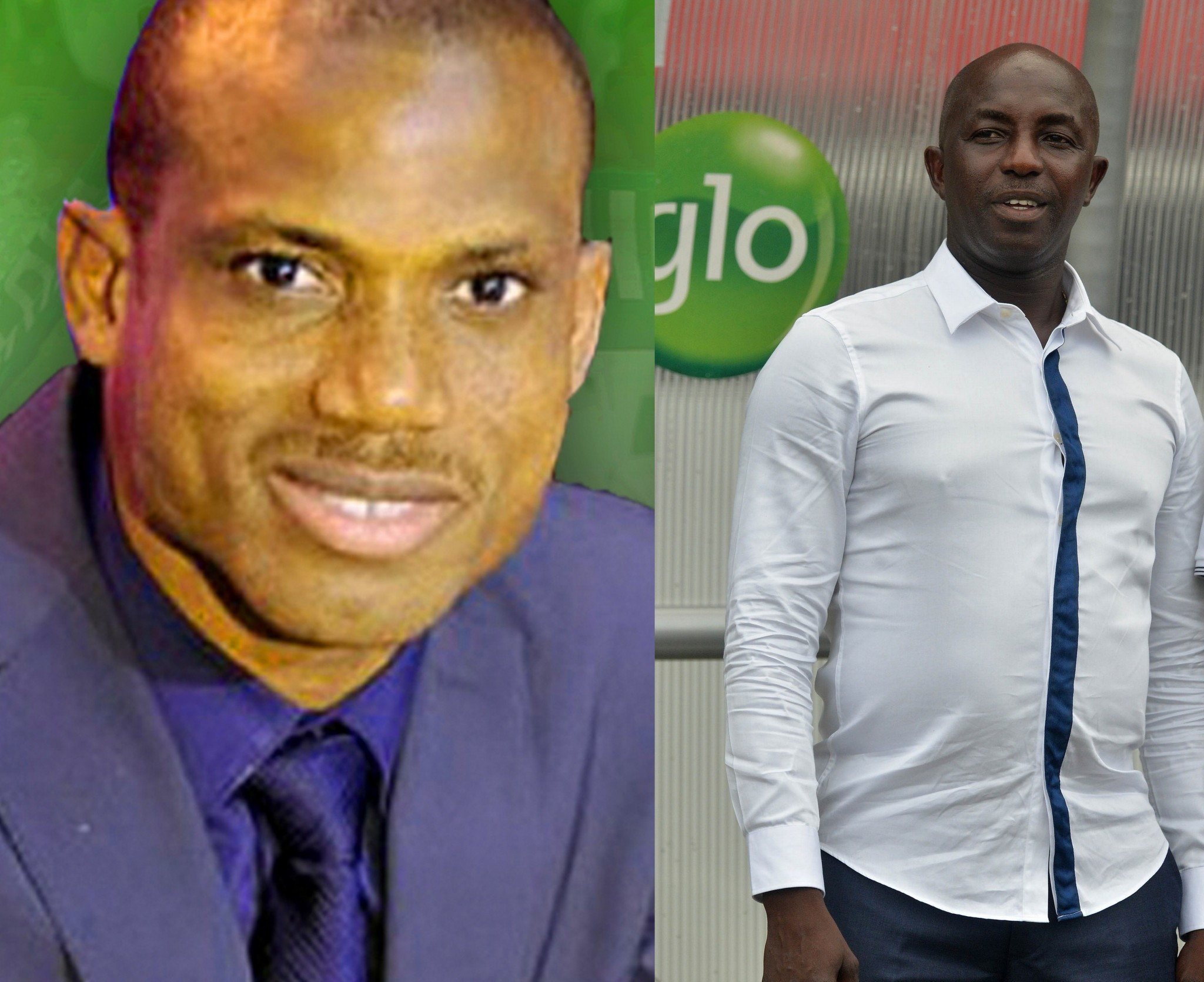 Oliseh & Siasia: We must work together!