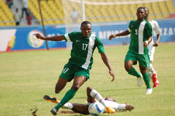 Nigeria U-23 picks bronze in Congo