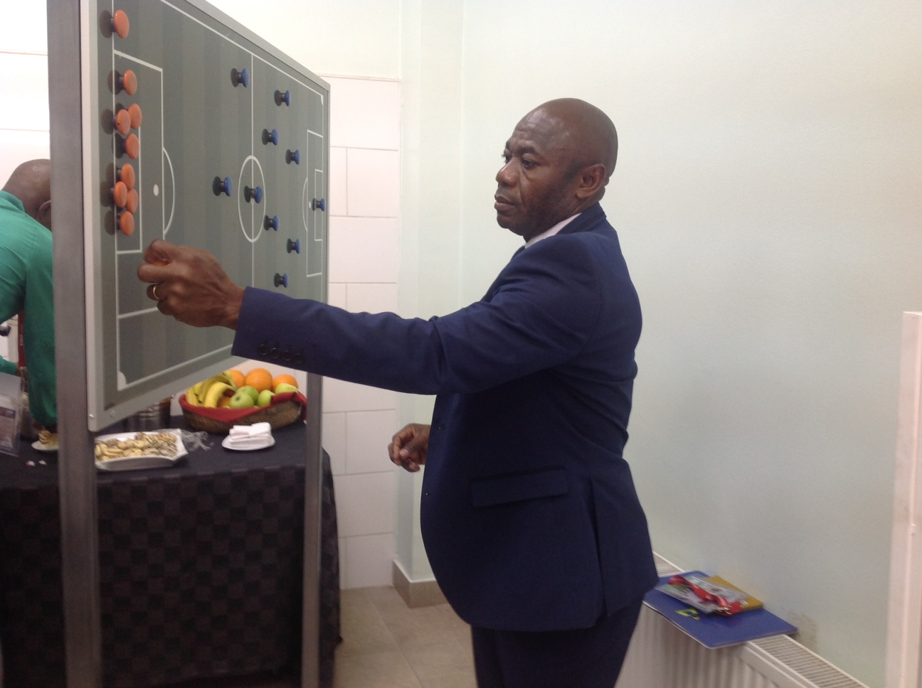 NFF: Odegbami Should Face Up To Reality