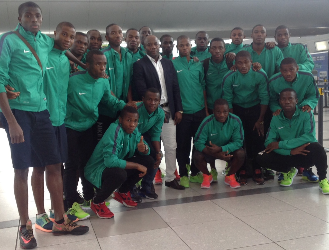 Amuneke: Eaglets ready for Chile dogfight