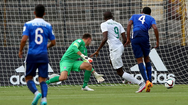 Anyansi Commends Eaglets, Cautions Against Complacency