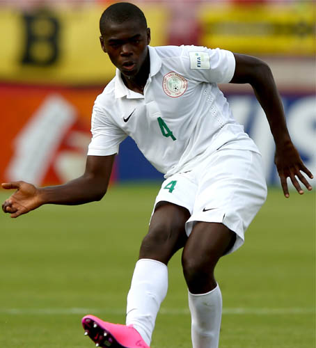 Golden Eaglets To  Stick With Akpan Against Brazil...As FIFA picks Slovenian officials
