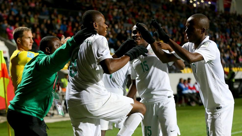 Amuneke Admits Battle Royale Against Brazil