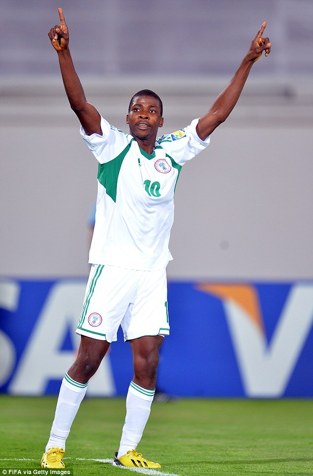 Oliseh Includes Iheanacho In Eagles Squad For Swaziland Battle