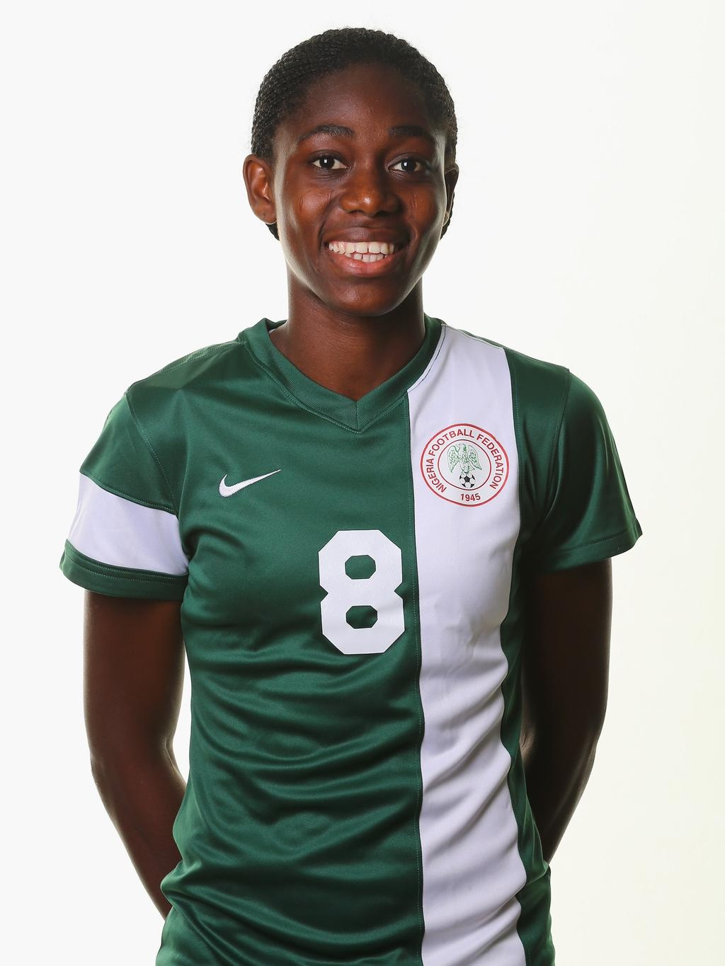 Oshoala is Leadership Sports Personality of The Year