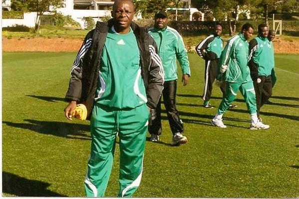 NFF Mourns Late Okugbe