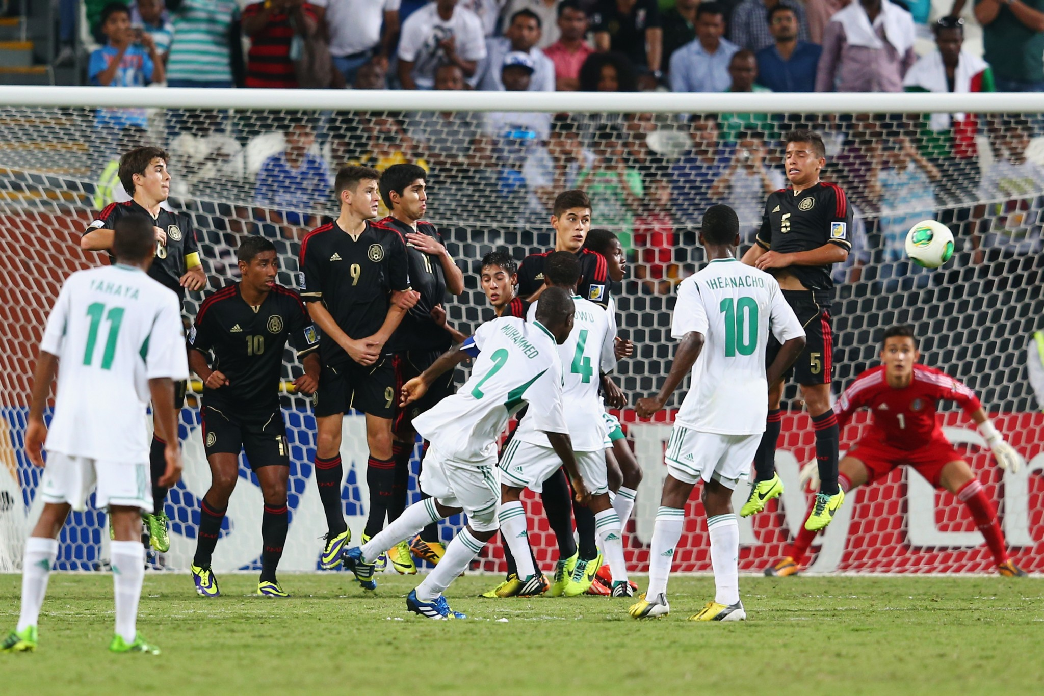 Amuneke Says Eaglets Will Avoid Chile '87 Debacle
