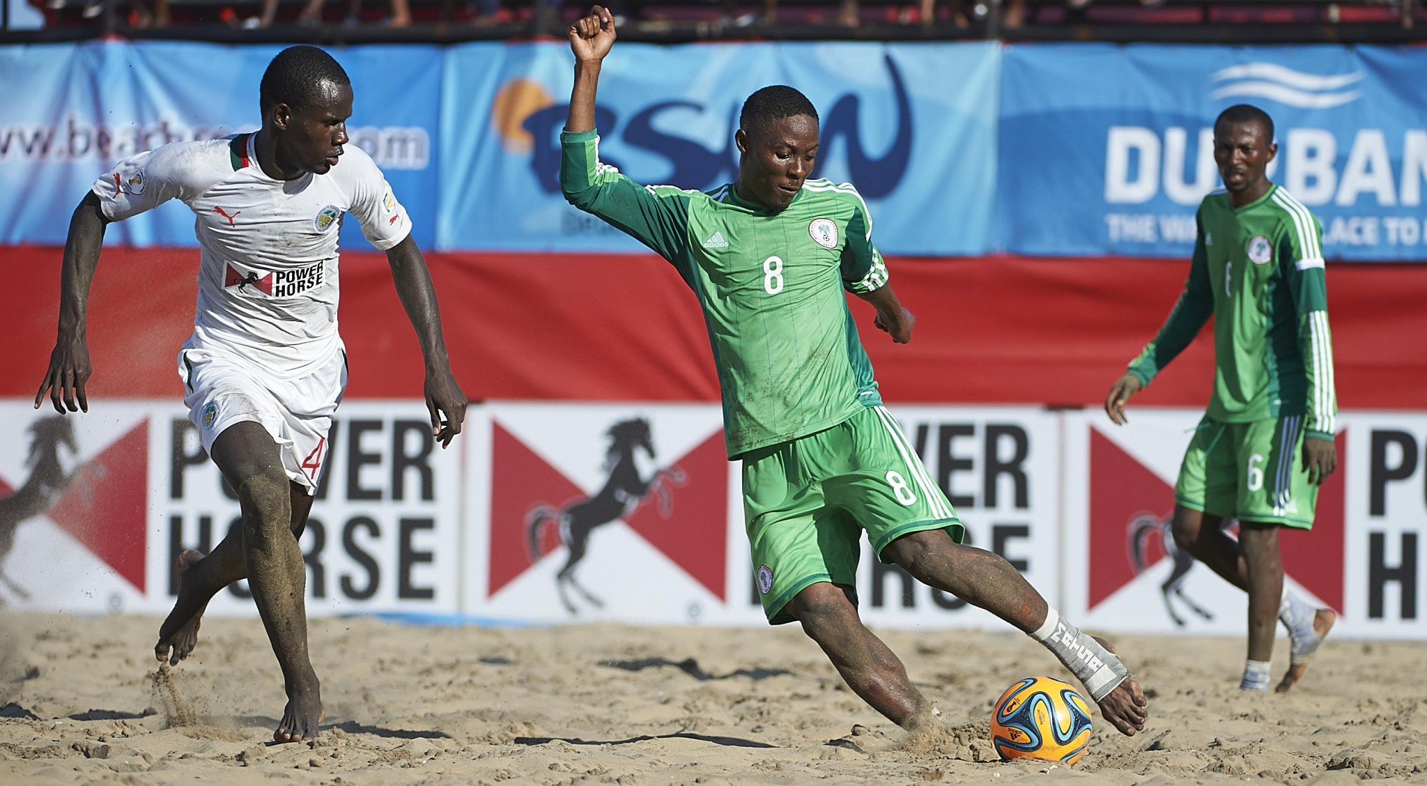 Super Sand Eagles to reclaim trophy at the 2015 COPA Lagos tournament