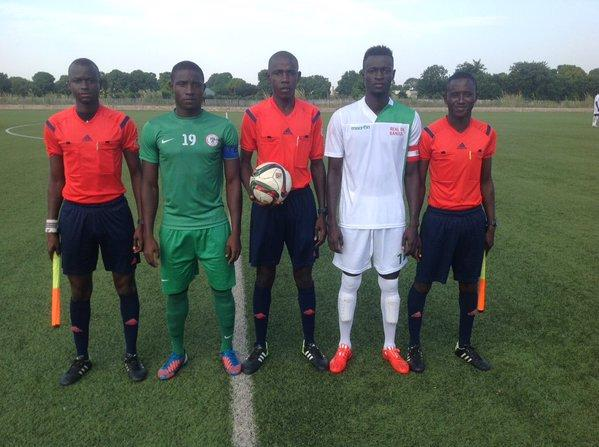 Nigeria U-23 hits Real De Banjul for three