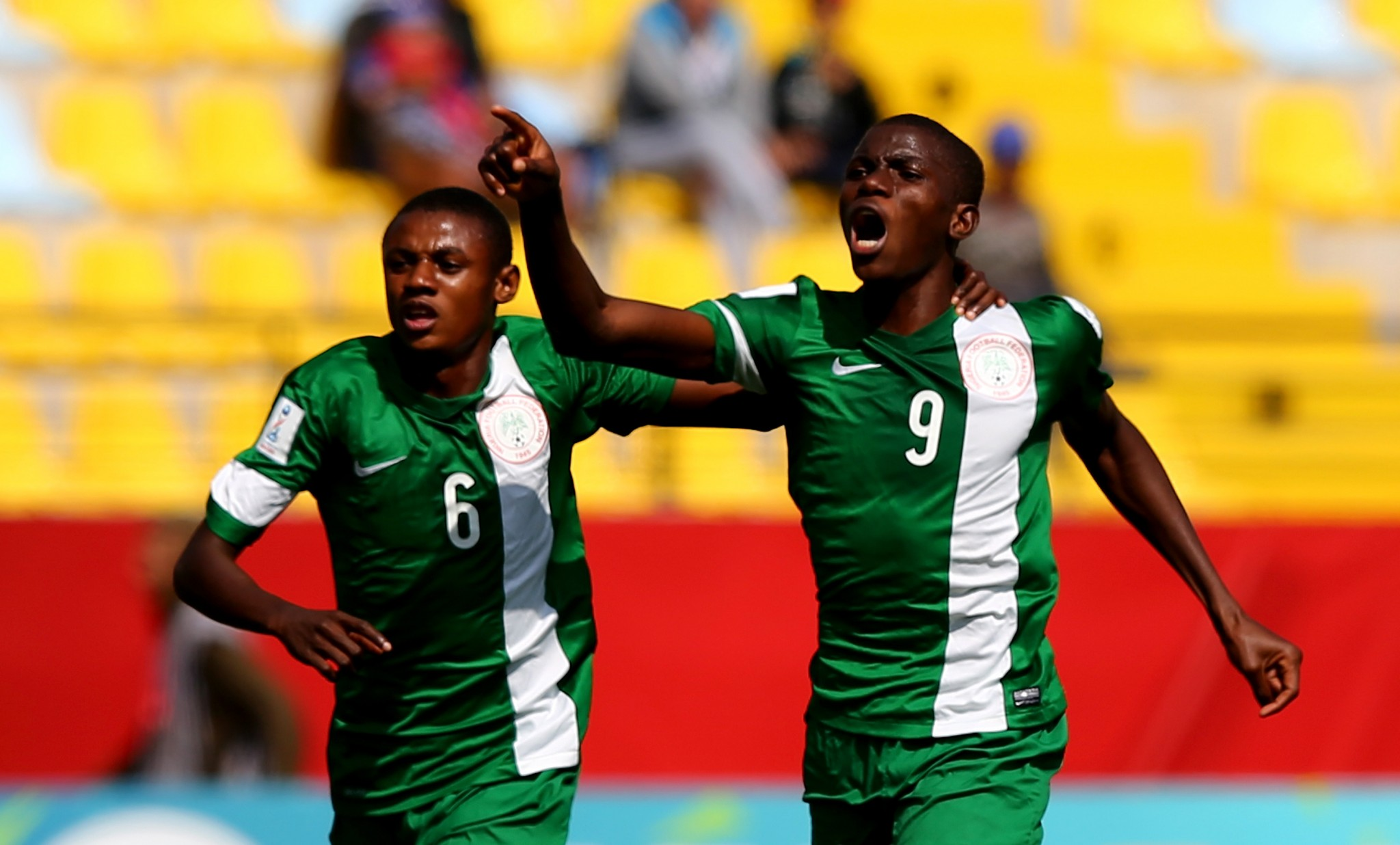Golden  Osimhen Equals World Cup Record