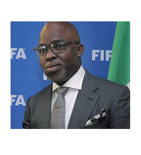 Infantino, Asia Confederation, Japan FA felicitate with Pinnick