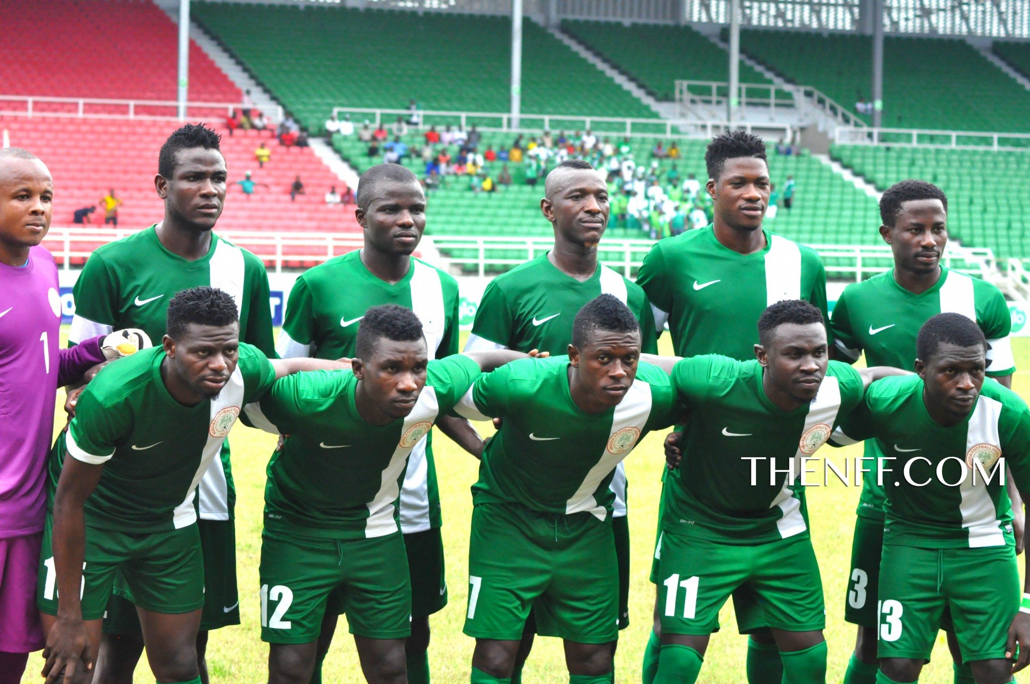 Oliseh picks 23 Eagles for African Nations Championship
