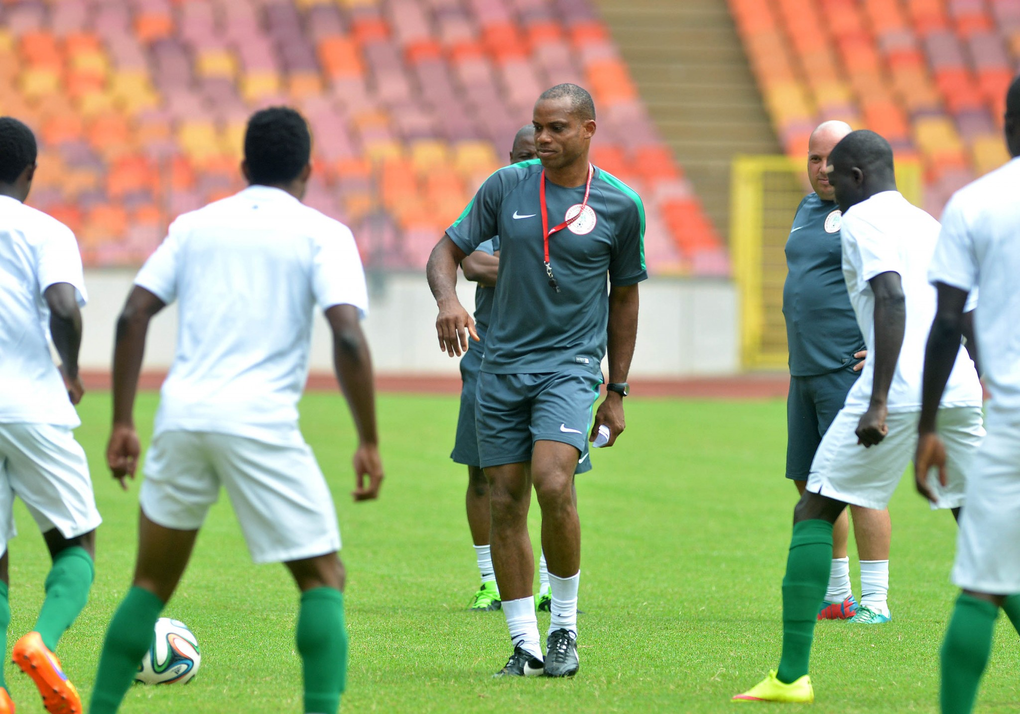 We will play in relaxed mood against Algeria - Siasia