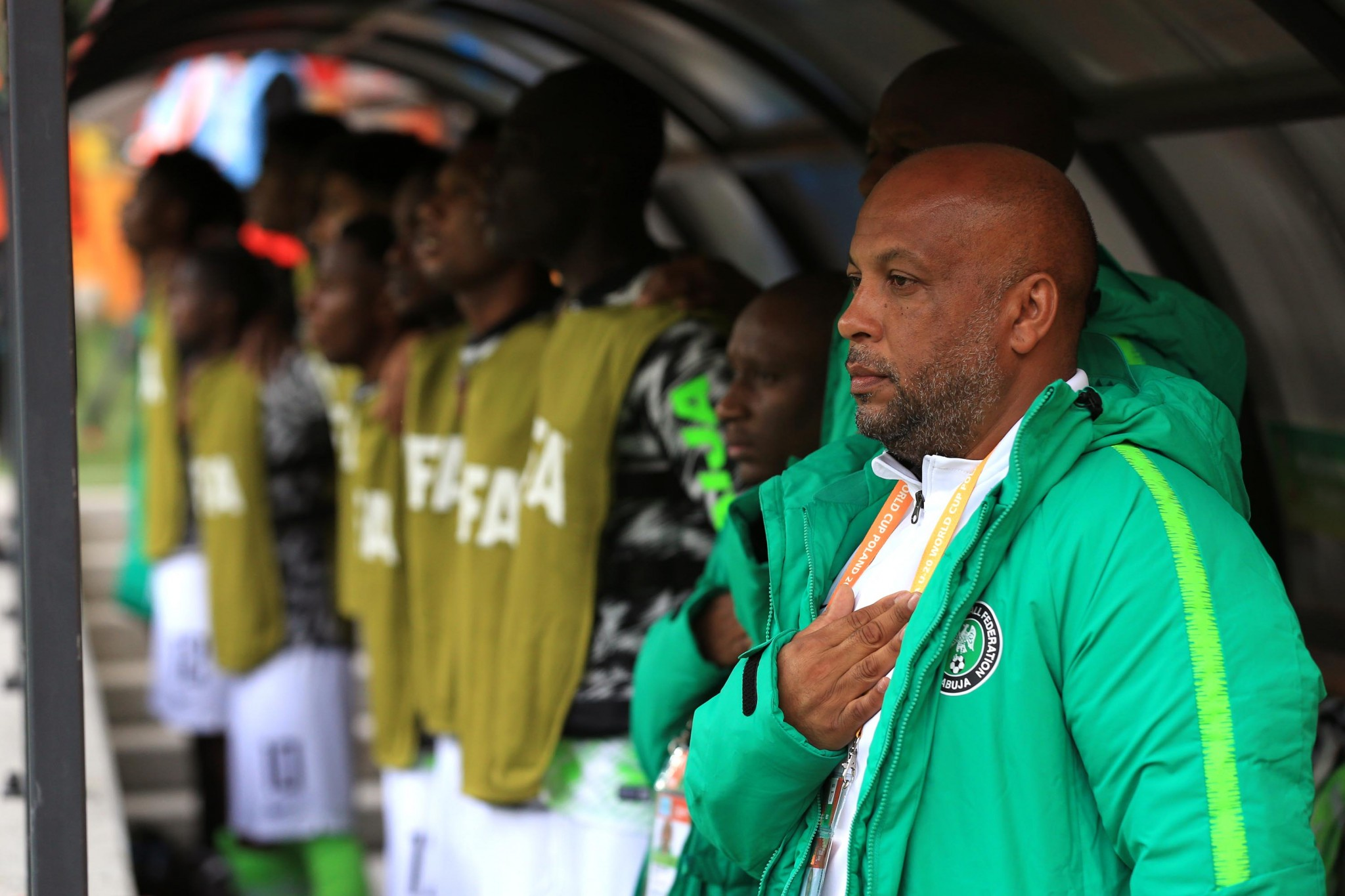 Flying Eagles target another win over the USA
