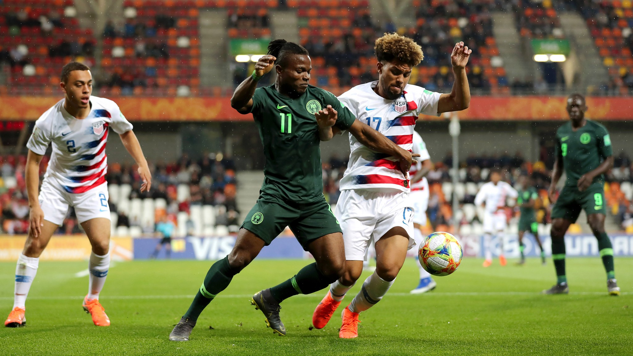 Flying Eagles set for crucial tie against Ukraine