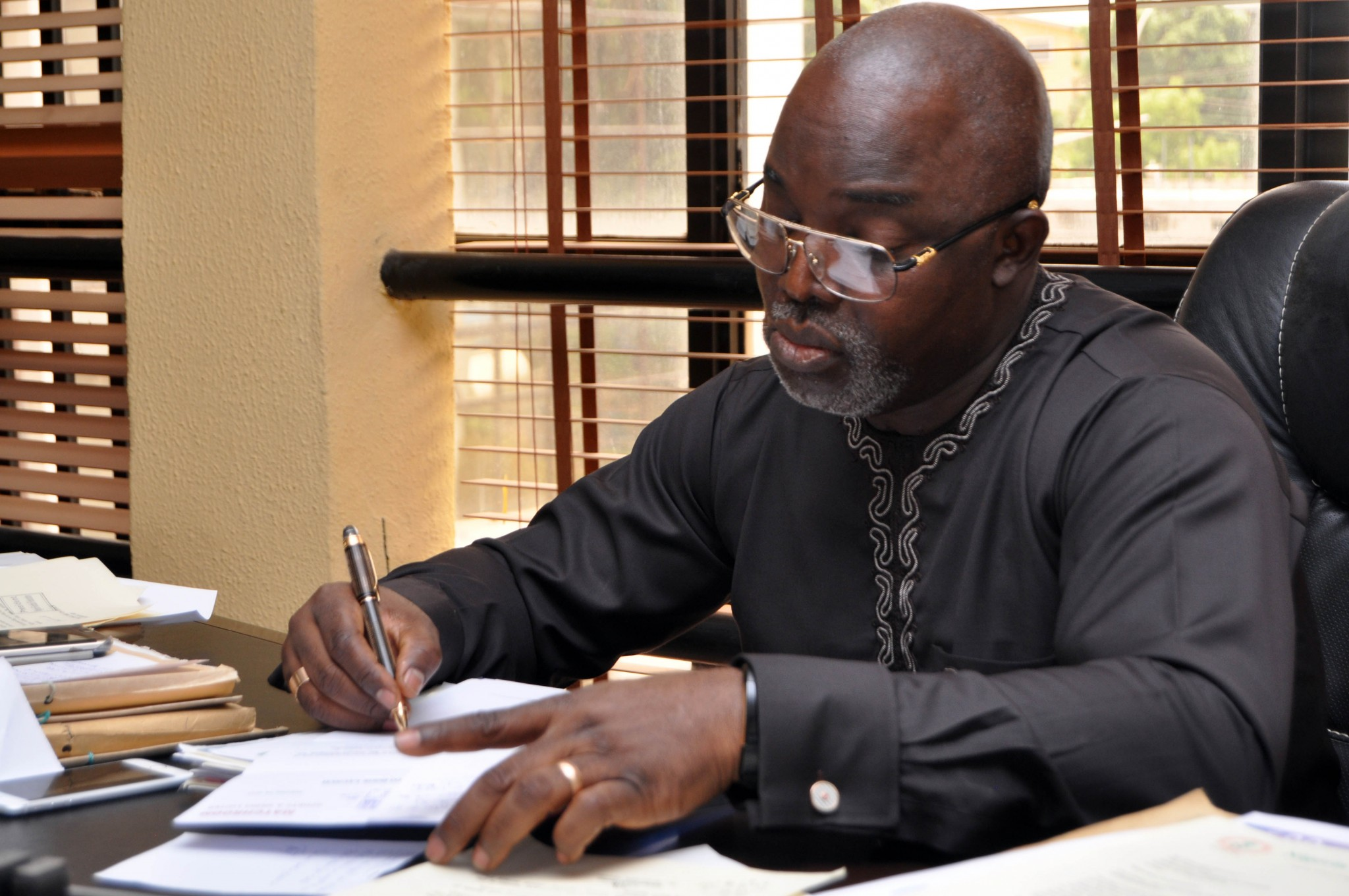 We are not in any way distracted - Pinnick