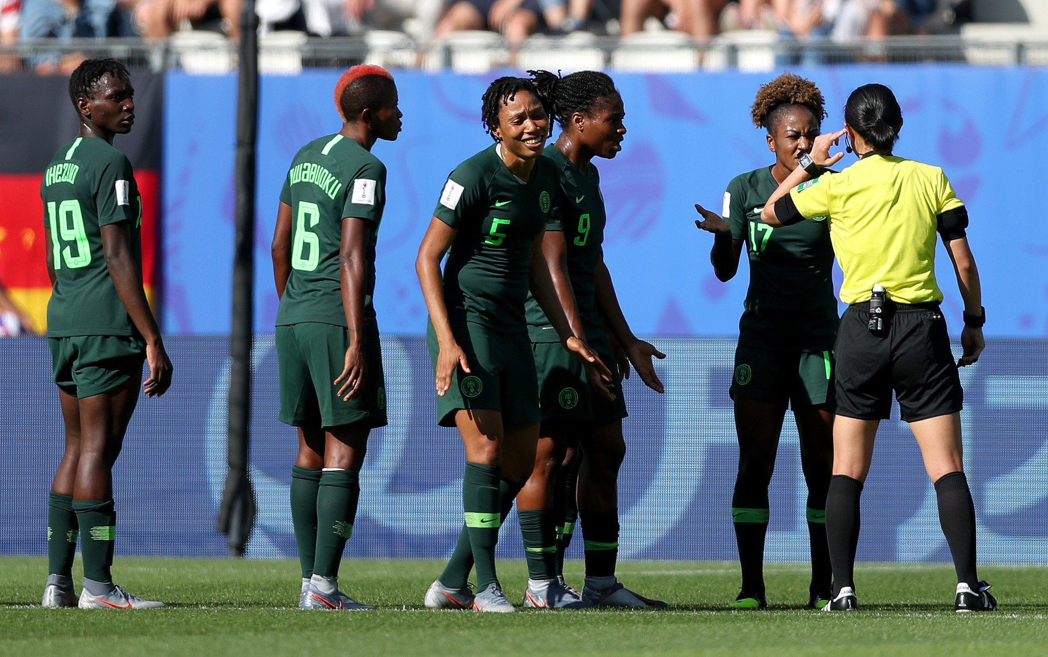 NFF: We are not owing Super Falcons