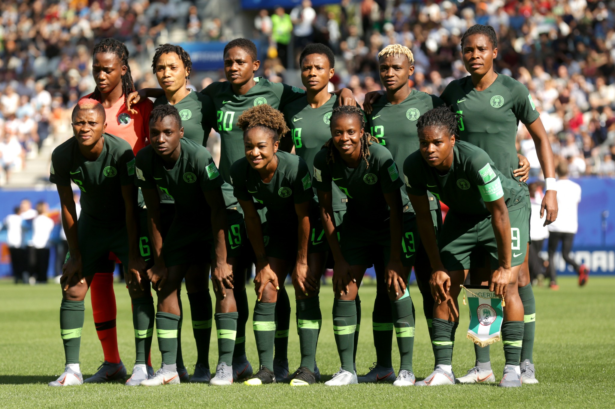Super Falcons eliminated from World Cup
