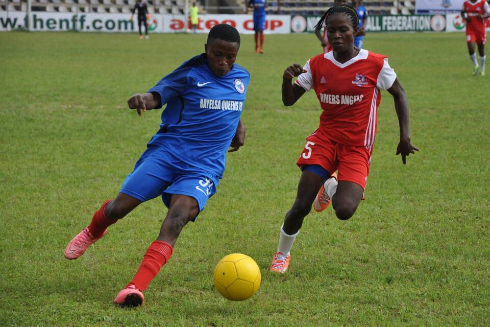 AITEO Cup: Women go to war in nine centres