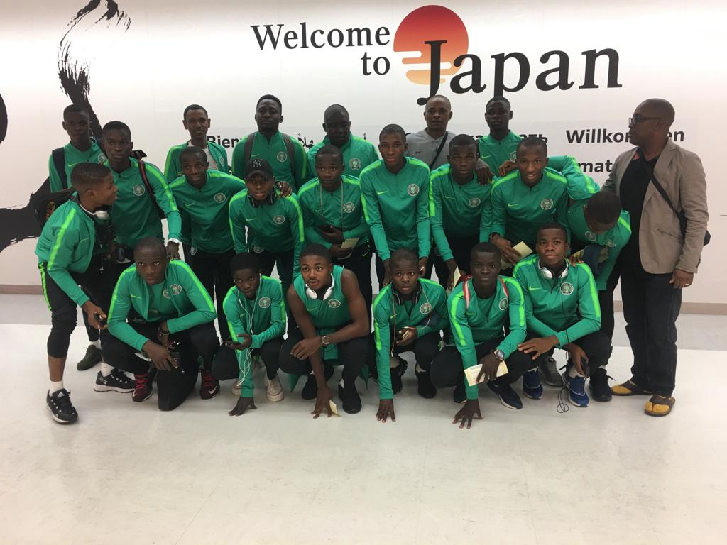 Future Eagles lock horns with Mexico U16 team