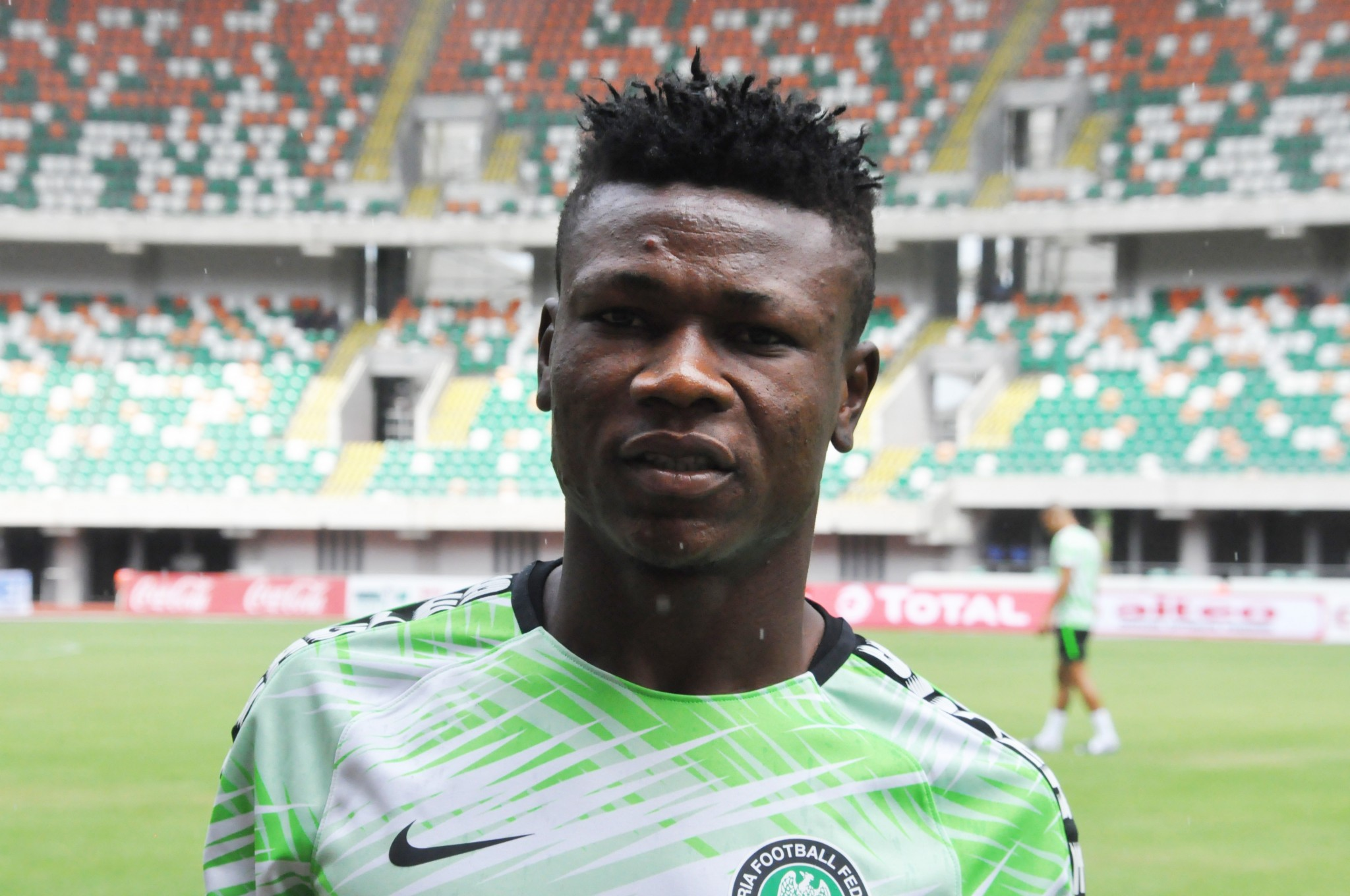 Eagles camp joyful after Kalu is declared fit